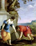 Theseus Finding his Father's Sword 1634 by Laurent de la Hyre