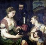 Allegory of Married Life by Titian