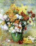 Bouquet of Chrysanthemums c.1884