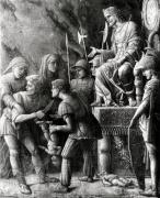 The Judgement of Solomon by Andrea Mantegna
