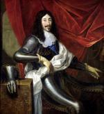 Louis XIII King of France and Navarre by Justus van Egmont