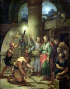 The Deliverance of St. Paul and St. Barnabas by Claude-Guy Halle