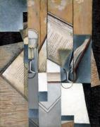 The Book 1913 by Juan Gris
