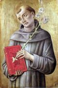 St. Anthony of Padua by Bartolomeo Vivarini