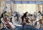 La Bouillotte 1798 by Jean Francois Bosio