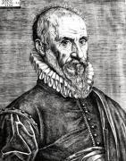 Ambroise Pare, 1582 by Etienne Delauline