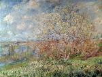 Spring 1880 by Claude Monet