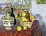 Still Life with Tureen c.1877 by Paul Cezanne