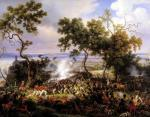 The Battle of Chiclana 1824 by Louis Lejeune