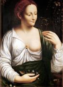 Columbine by Leonardo da Vinci