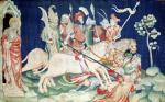 The Myriads of Horsemen by Nicolas Bataille