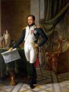 Portrait of Joseph Bonaparte King of Spain 1808 by Jean Baptiste Joseph Wicar