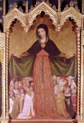 Virgin of the Misericordia c.1422 by Jean Miralhet