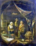 The Urine Doctor by Gerrit Dou