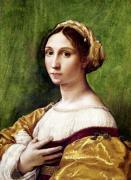 Portrait of a Young Girl by Raphael