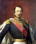 Portrait of Emperor Louis Napoleon III 1853 by Auguste Boulard