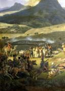 Battle of Mount Thabor 1808 by Louis Lejeune