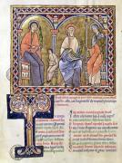 Grammar Dialect and Rhetoric from 'Satyricon' c.1200 by French School