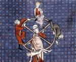 The Wheel of Fortune by French School