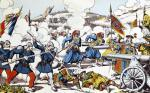 The Siege of Lang-Son 1885 by French School