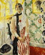Portrait of Nel Wouters 1912 by Rik Wouters