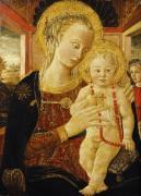 Virgin and Child by Francesco di Stefano Pesellino