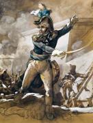 Jean Baptiste Kleber at St. Jean d'Acre by Jean-Louis-André-Théodore Géricault