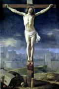 Christ on the Cross by Philippe de Champaigne