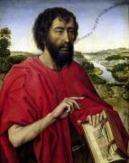 St. John the Baptist by Rogier Van Der Weyden