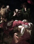 The Death of the Virgin 1605 by Michelangelo Merisi da Caravaggio