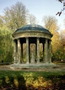 The Temple of Love in the Parc du Petit Trianon by Richard Mique