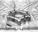Reconstruction of Theleme Abbey by Questel