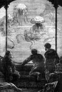 The Nautilus Passengers from '20000 Leagues Under the Sea' by Jules Verne by Alphonse Marie de Neuville