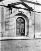 Hotel du Grand Veneur in Paris 60 rue de Turenne 1901 by Eugene Atget