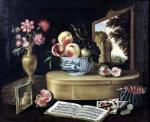 The Five Senses 1638 by Jacques Linard