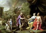 Orpheus in the Underworld by Ambrosius Francken the Elder
