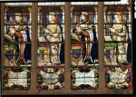 Window depicting Louis de Bourbon Comte de Vendome by French School