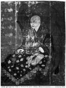 The Japanese priest Jitchin by Art du Japon