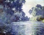 Branch of the Seine near Giverny 1897 by Claude Monet