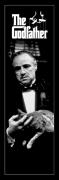 The Godfather (Cat B&W) by Slim