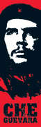 Che Guevara (Red) by Slim