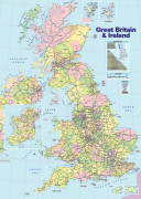 British Isles by Anonymous