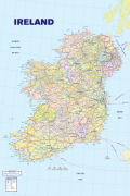 Map of Ireland by Maxi