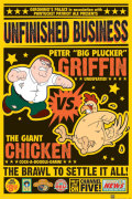 Family Guy (Chicken Fight) by Maxi