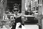 Audrey Hepburn (Window) by Anonymous