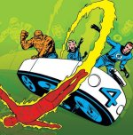 Fantastic Four by Marvel Comics