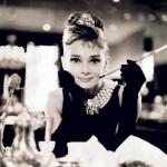Audrey Hepburn (B&W)