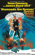 James Bond - Diamonds Are Forever by Maxi