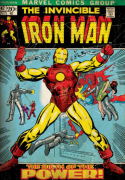 Iron Man (Birth Of Power) by Marvel Comics