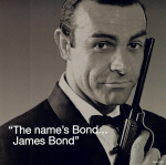 James Bond (I.Quote) by Celebrity Image